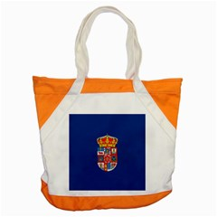 Flag Of Murcia, 1976 1982 Accent Tote Bag by abbeyz71
