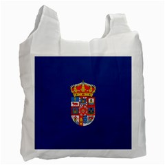 Flag Of Murcia, 1976-1982 Recycle Bag (two Side) by abbeyz71