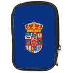 Flag of Murcia, 1976-1982 Compact Camera Leather Case Front