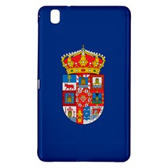 Flag Of Murcia, 1976 1982 Samsung Galaxy Tab Pro 8 4 Hardshell Case by abbeyz71