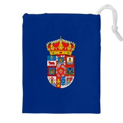 Flag Of Murcia, 1976 1982 Drawstring Pouch (xxl)