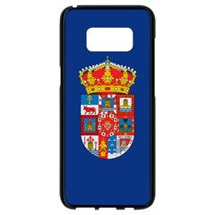 Flag Of Murcia, 1976 1982 Samsung Galaxy S8 Black Seamless Case