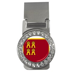 Coat Of Arms Of Murcia Money Clips (cz)