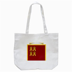 Coat Of Arms Of Murcia Tote Bag (white)