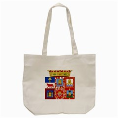 Coat Of Arms Of The Former Province Of Murcia Tote Bag (cream) by abbeyz71