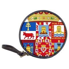 Coat Of Arms Of The Former Province Of Murcia Classic 20 Cd Wallets