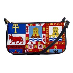 Coat Of Arms Of The Former Province Of Murcia Shoulder Clutch Bag by abbeyz71