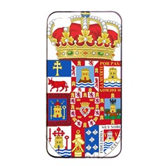 Coat Of Arms Of The Former Province Of Murcia Apple Iphone 4/4s Seamless Case (black) by abbeyz71