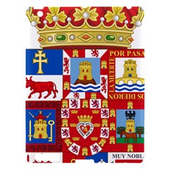 Coat Of Arms Of The Former Province Of Murcia Apple Ipad 3/4 Hardshell Case by abbeyz71