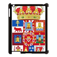 Coat Of Arms Of The Former Province Of Murcia Apple Ipad 3/4 Case (black) by abbeyz71