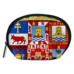 Coat Of Arms Of The Former Province Of Murcia Accessory Pouch (medium) by abbeyz71