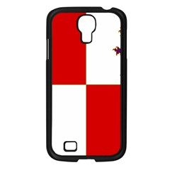 Flag Of Castile & Le¨?n Samsung Galaxy S4 I9500/ I9505 Case (black) by abbeyz71