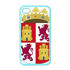 Coat Of Arms Of Castile And Le¨?n Apple Iphone 4 Case (color)