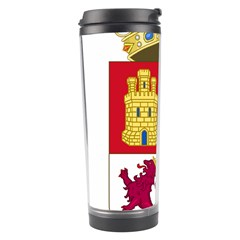 Coat Of Arms Of Castile And Le¨?n Travel Tumbler by abbeyz71