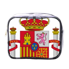 Coat Of Arms Of Spain Mini Toiletries Bag (one Side) by abbeyz71