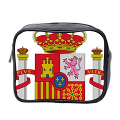 Coat Of Arms Of Spain Mini Toiletries Bag (two Sides)