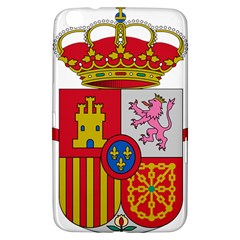 Coat Of Arms Of Spain Samsung Galaxy Tab 3 (8 ) T3100 Hardshell Case