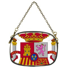 Coat Of Arms Of Spain Chain Purse (one Side)