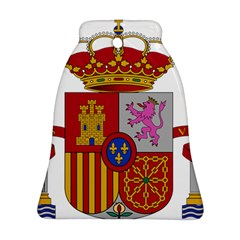 Coat Of Arms Of Spain Ornament (bell)