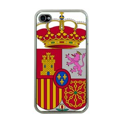 Coat Of Arms Of Spain Apple Iphone 4 Case (clear) by abbeyz71