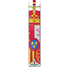 Coat Of Arms Of Spain Large Book Marks by abbeyz71