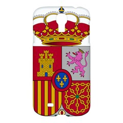 Coat Of Arms Of Spain Samsung Galaxy S4 I9500/i9505 Hardshell Case by abbeyz71