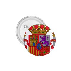 Coat Of Arms Of Spain 1 75  Buttons by abbeyz71