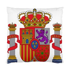Coat Of Arms Of Spain Standard Cushion Case (one Side)