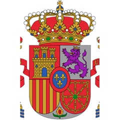 Coat Of Arms Of Spain 5 5  X 8 5  Notebook by abbeyz71
