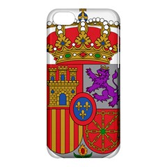 Coat Of Arms Of Spain Apple Iphone 5c Hardshell Case by abbeyz71
