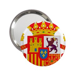 Coat Of Arms Of Spain 2 25  Handbag Mirrors by abbeyz71