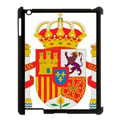 Coat Of Arms Of Spain Apple Ipad 3/4 Case (black) by abbeyz71