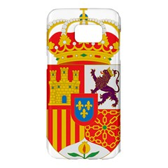 Coat Of Arms Of Spain Samsung Galaxy S7 Edge Hardshell Case