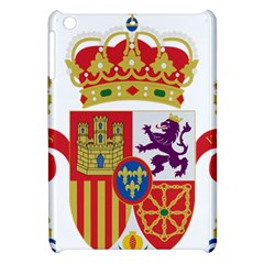 Coat Of Arms Of Spain Apple Ipad Mini Hardshell Case by abbeyz71