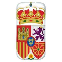 Coat Of Arms Of Spain Samsung Galaxy S3 S Iii Classic Hardshell Back Case by abbeyz71