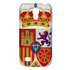 Coat Of Arms Of Spain Samsung Galaxy S4 Mini (gt I9190) Hardshell Case  by abbeyz71