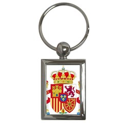 Coat Of Arms Of Spain Key Chains (rectangle)  by abbeyz71