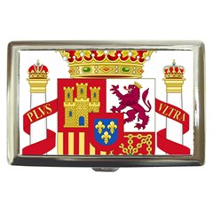 Coat Of Arms Of Spain Cigarette Money Case by abbeyz71