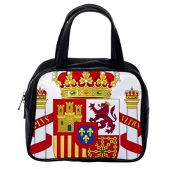 Coat Of Arms Of Spain Classic Handbag (one Side) by abbeyz71
