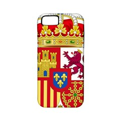 Coat Of Arms Of Spain Apple Iphone 5 Classic Hardshell Case (pc+silicone) by abbeyz71