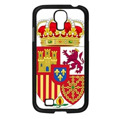 Coat Of Arms Of Spain Samsung Galaxy S4 I9500/ I9505 Case (black) by abbeyz71