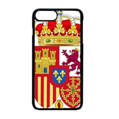 Coat Of Arms Of Spain Apple Iphone 8 Plus Seamless Case (black) by abbeyz71
