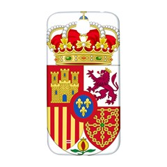 Coat Of Arms Of Spain Samsung Galaxy S4 I9500/i9505  Hardshell Back Case