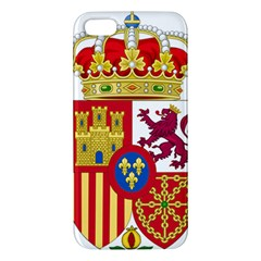 Coat Of Arms Of Spain Iphone 5s/ Se Premium Hardshell Case