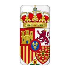 Coat Of Arms Of Spain Apple Iphone 8 Hardshell Case by abbeyz71