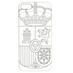 Coat Of Arms Of Spain Apple Iphone 5 Hardshell Case With Stand by abbeyz71
