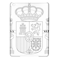 Coat Of Arms Of Spain Ipad Air Hardshell Cases by abbeyz71