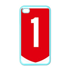 New Zealand State Highway 1 Apple Iphone 4 Case (color) by abbeyz71