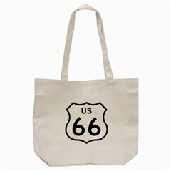 Route 66 Tote Bag (cream) by abbeyz71