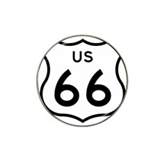 Route 66 Hat Clip Ball Marker (10 Pack) by abbeyz71